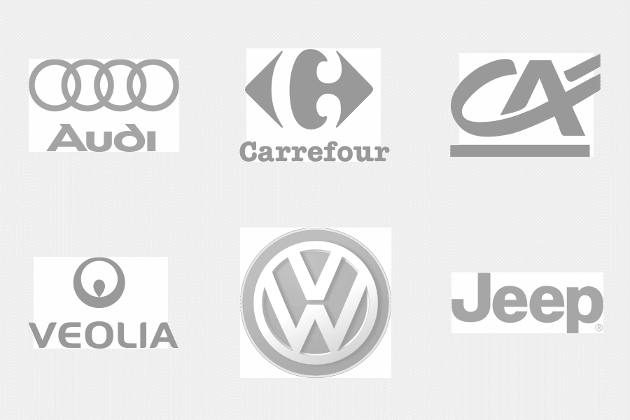 logos clients mobile